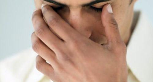 Боль в глазах изнутри симптомы, лечение и профилактика
