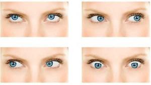 Комплекс упражнений для устранения кругов под глазами