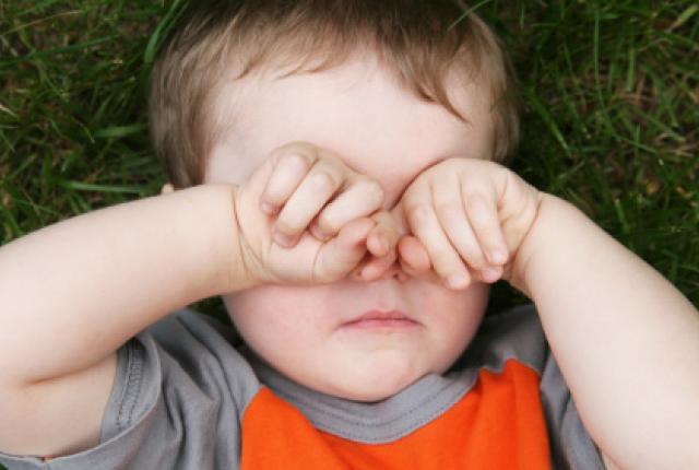 Лечение ребенка антибактериальными каплями