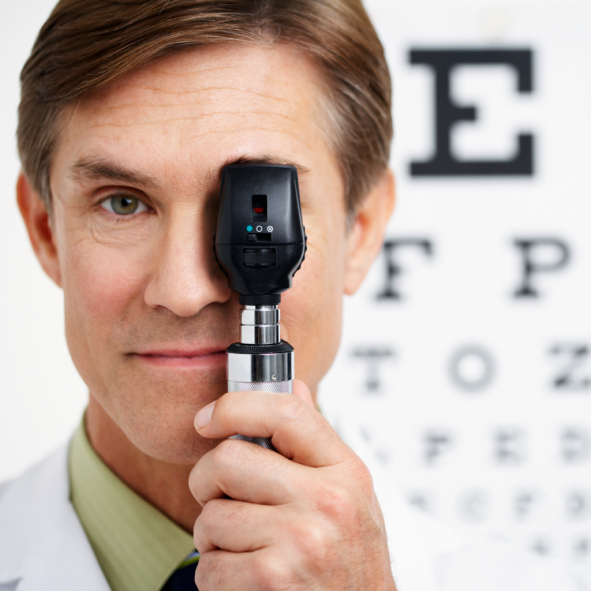 Начинайте применение глазных капель только после посещения офтальмолога