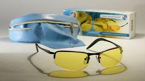 очки с круглыми ст клами