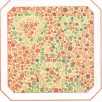 Обычно человеческое зрение почти моментально распознает круг с треугольником