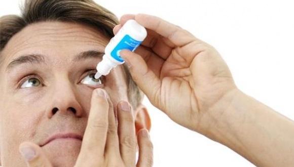 Показания к применению капель от покраснения и раздражения глаз