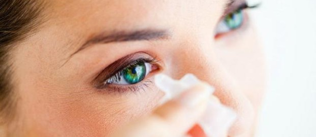 Список глазных капель от аллергии