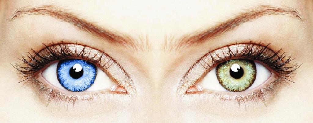 Способны ли цветные линзы окрашивать глаза