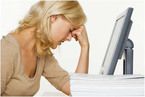 Чтобы не допустить переутомления глаз нужно делать перерывы и зарядку глаз