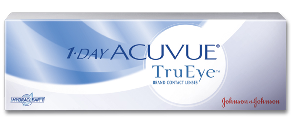Линзы ACUVUE TruEye описание, противопоказания, уход