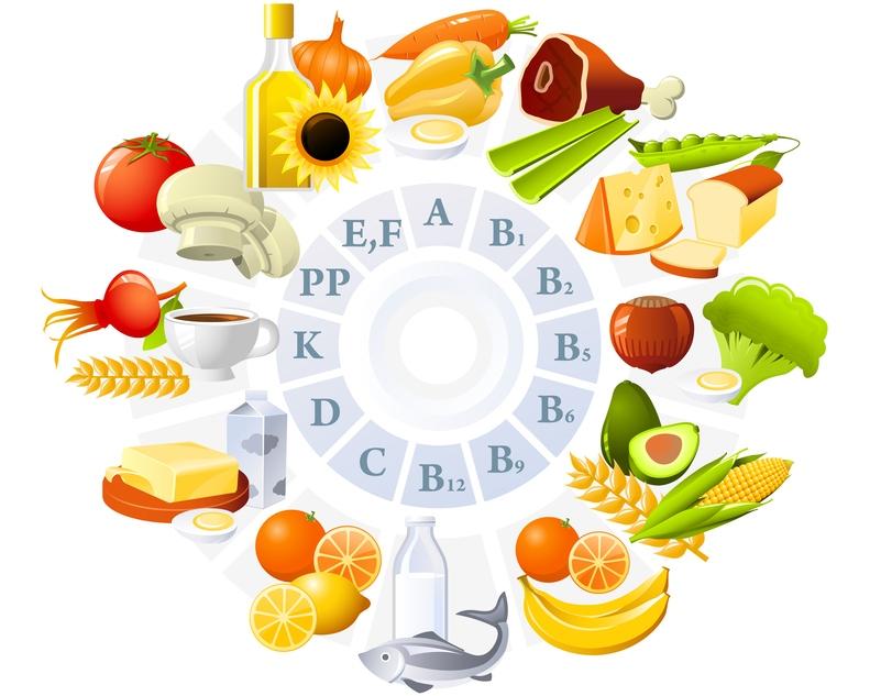 Натуральные витамины для зрения