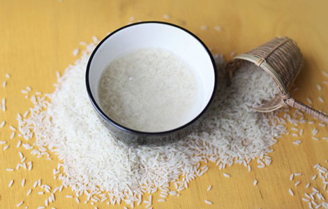 Рисовый отвар при передозировке капель