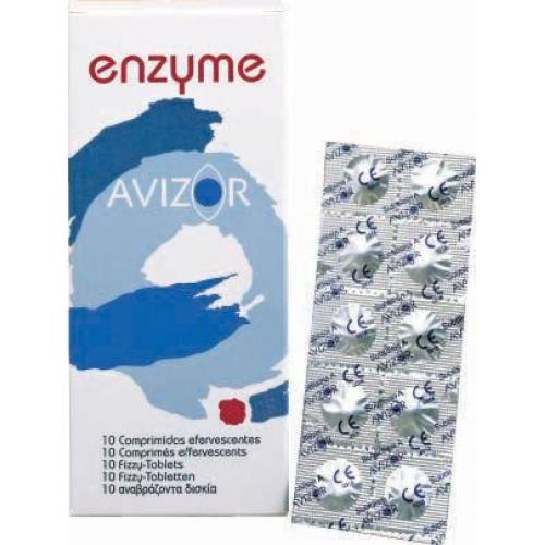 Ферментные таблетки для линз