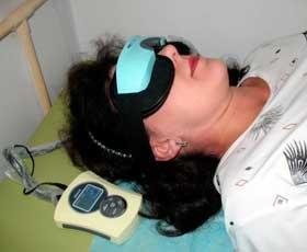 Физиотерапия глаз