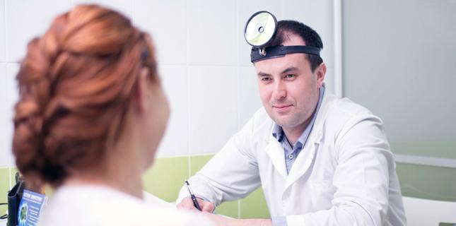 Во время лечения посещайте окулиста
