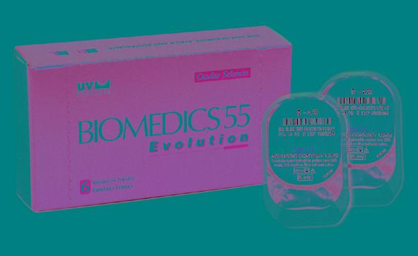 Линзы Biomedics