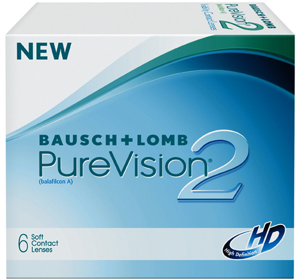 Линзы PureVision