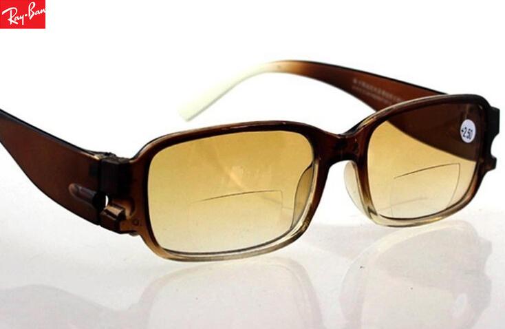 Бифокальные очки с напылением