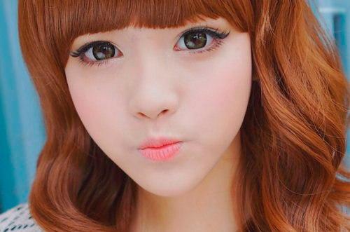 Большинство линз для увеличения глаз производят в Корее