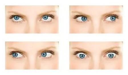 Гимнастический комплекс для глаз