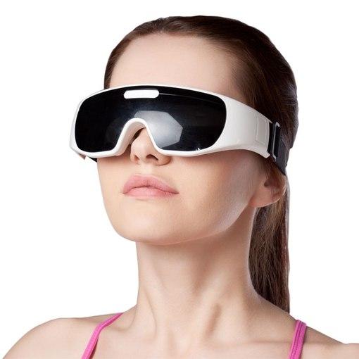 Массажеры для глаз помогают улучшить зрение