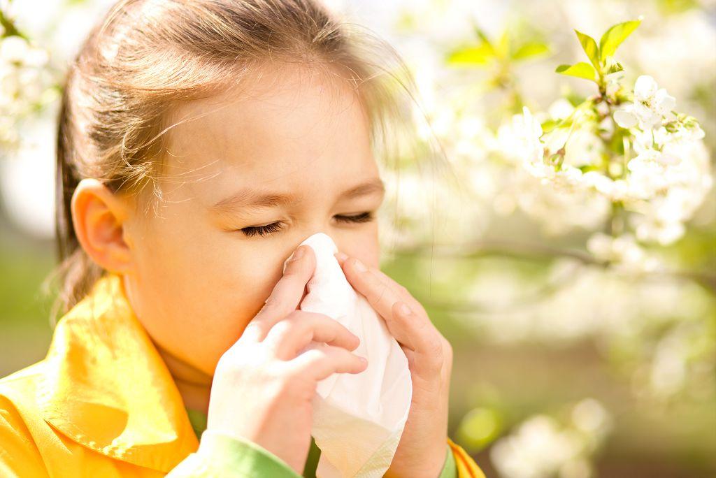 Нагноение глаз может возникнуть из-за аллергии