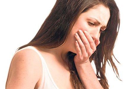 Побочным эффектом применения Ципрофлоксацина является тошнота и рвота