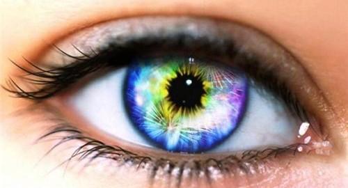 Цветные линзы с диоптриями