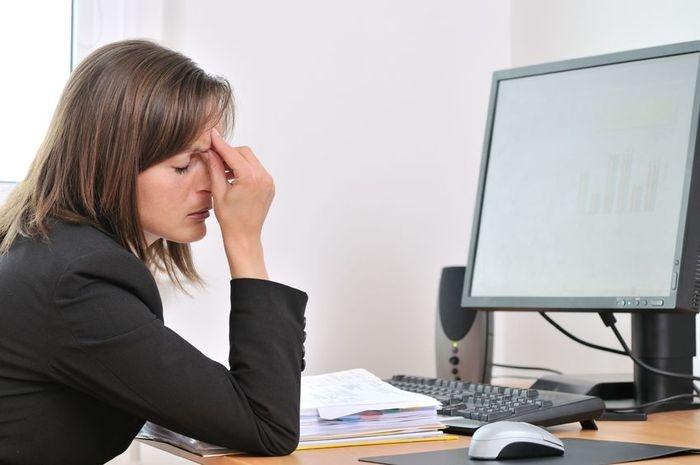 Длительная работа за компьютером негативно влияет на Ваше здоровье