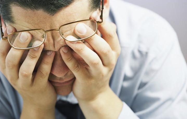 После мигрени нарушение зрения