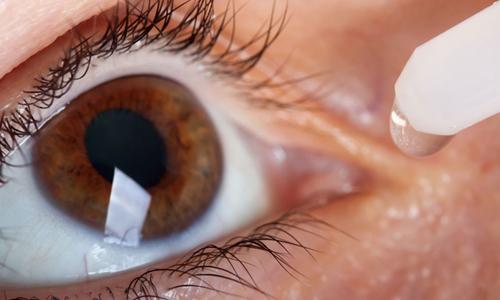 Капли против аллергии при использовании контактных линз