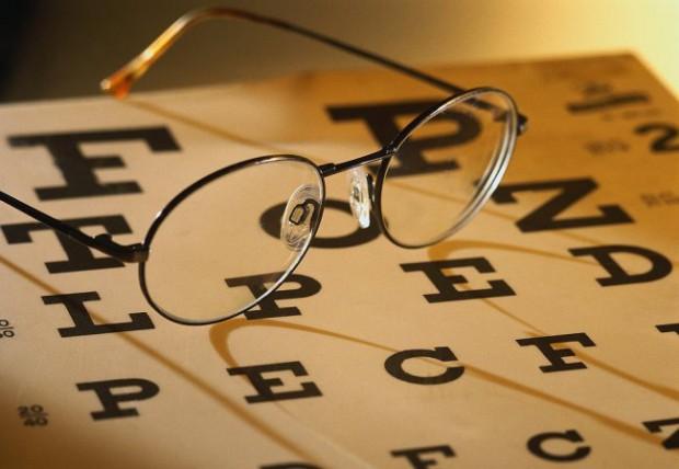 Применение очков для лечения возрастной дальнозоркости