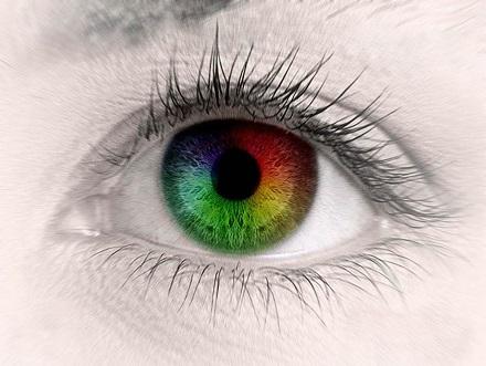 Проверка зрения на цветовосприятие