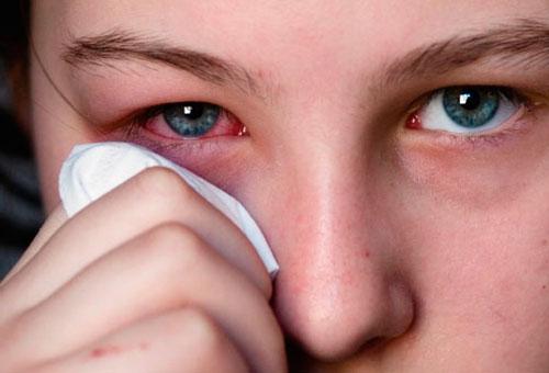 Противопоказания и возможные побочные эффекты глазных капель