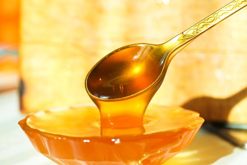 Пчелиный мед усиливает зрительное импульсное воздействие
