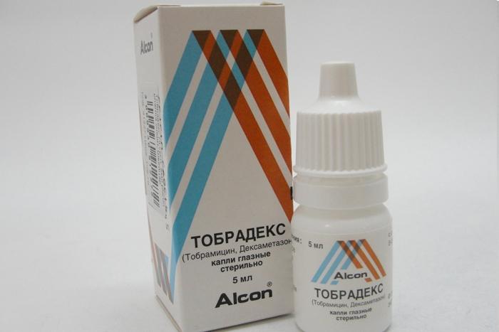 Тобрадекс действуют против патологических микроорганизмов