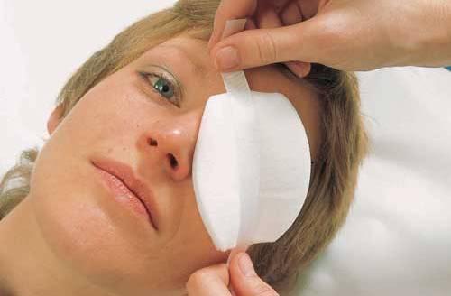 Травма глаз может спровоцировать отслоение сетчатки глаз