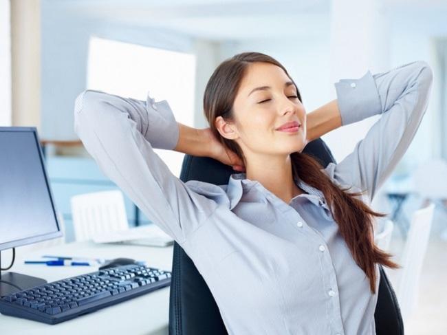 Упражнения для работы за компьютером