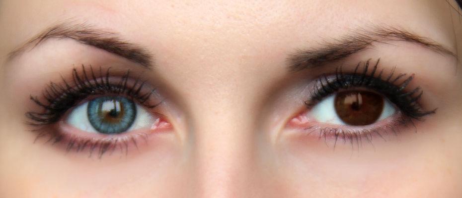Большинство цветных линз подходят на остроту зрения не ниже -6