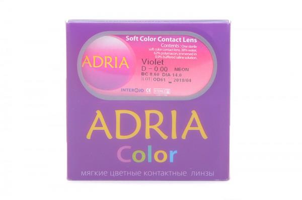 Линзы Adria: описание, виды, уход