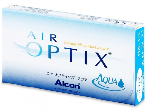 """Линзы """"Air Optix"""": описание, преимущества, цены"""
