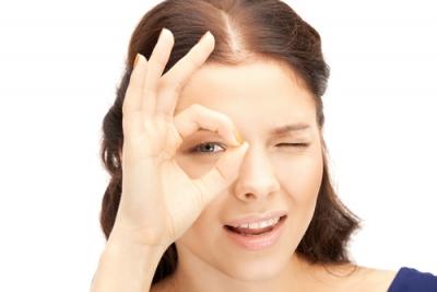Правила выполнения упражнений для глаз