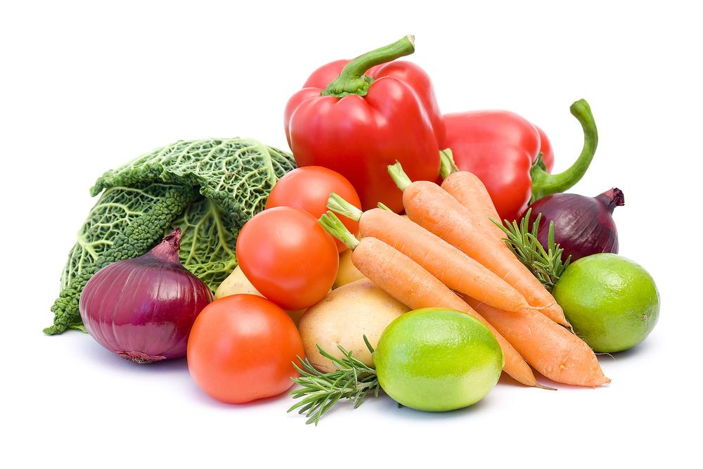 Для хорошей работы зрительного аппарата в рационе должны быть максимальное количество овощей