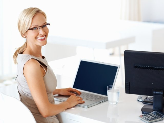 Защитные очки для работы за компьютером