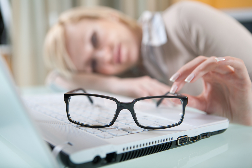 Зрение, по мнению Бейтса, зависит от глазных мышц