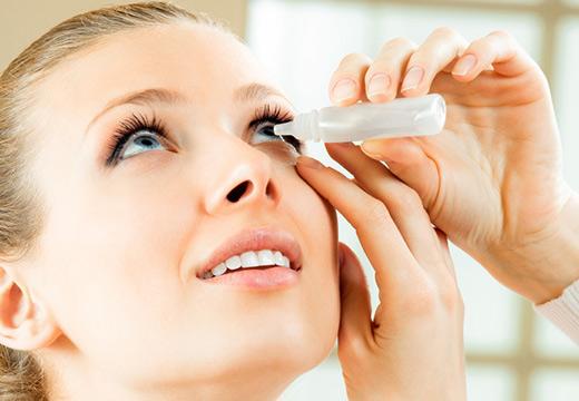 Мидриатический эффект наступает через 15-20 минут после применения Цикломеда