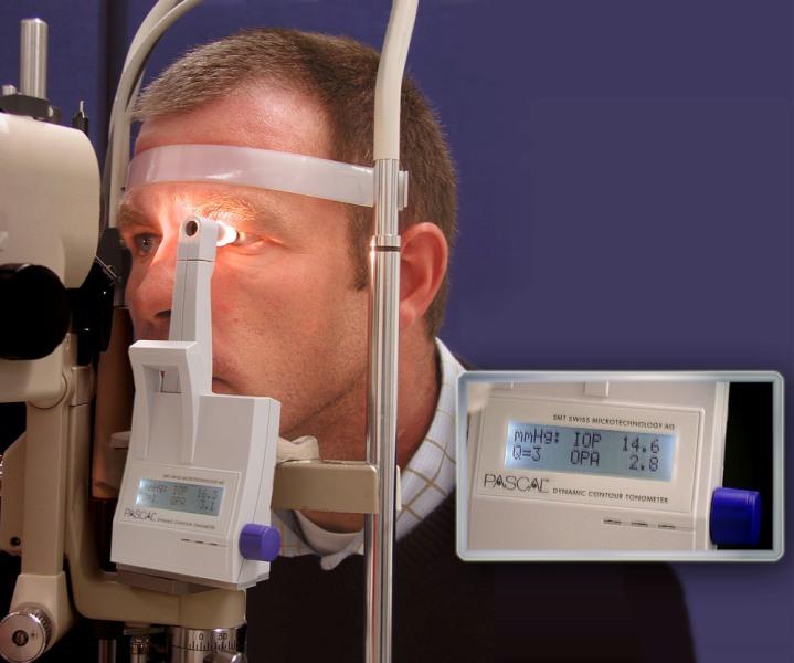 При болях в глазах обратитесь к офтальмологу