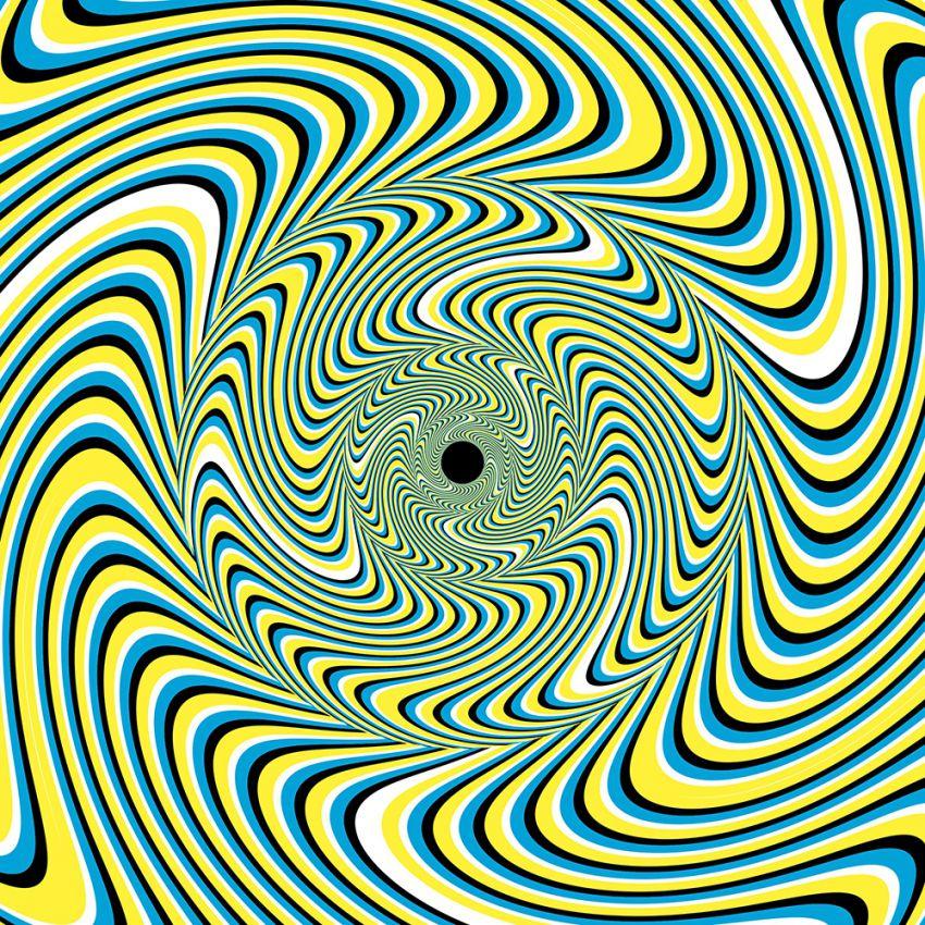 Еще одна оптическая иллюзия