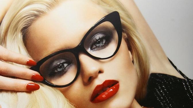 Модные очки для зрения