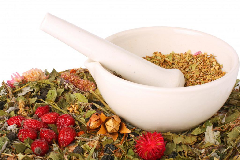 Народные рецепты помогут замедлить течение болезни