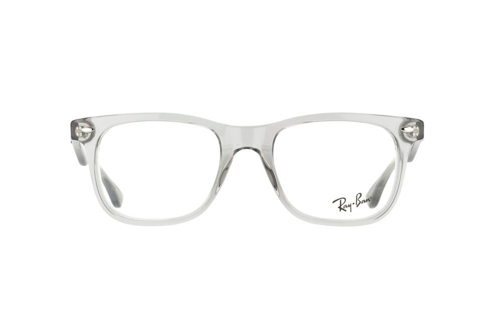 Очки для зрения в прозрачной оправе