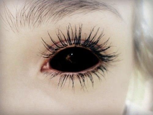 Склеральные линзы на весь глаз