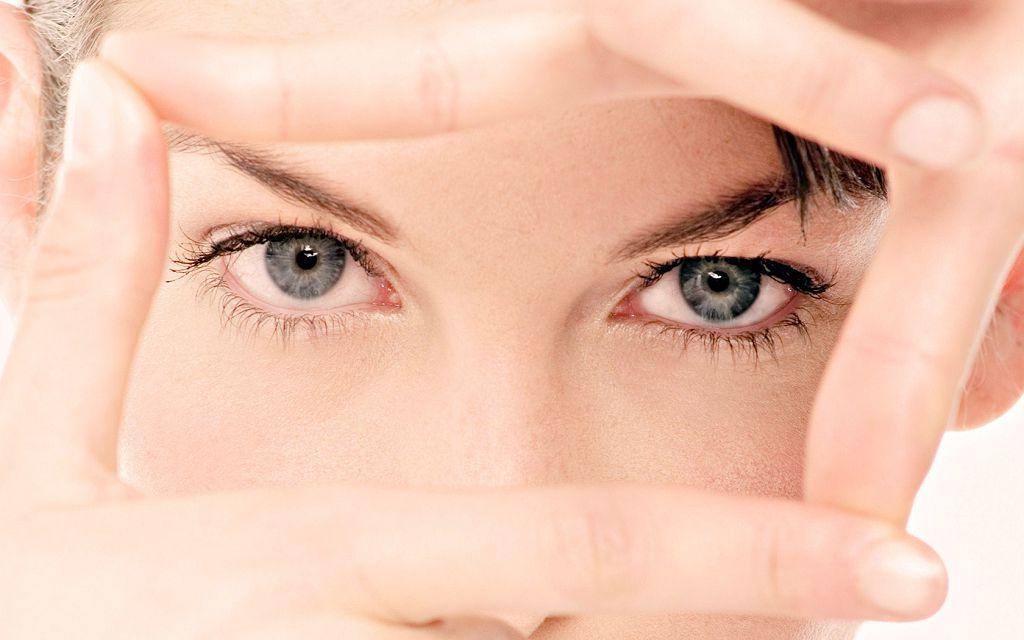 Тибетская гимнастика помогает основательно укрепить мышцы глаза